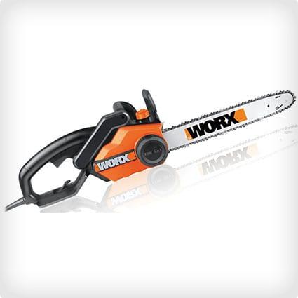 WORX 16-Inch Chain Saw, 3.5 HP, 14.5 Amp
