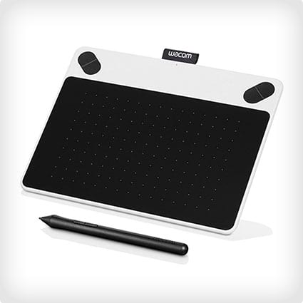 Wacom Digital Drawing and Graphics Tablet