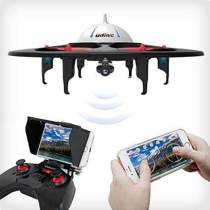 WiFi FPV Drone with HD Camera