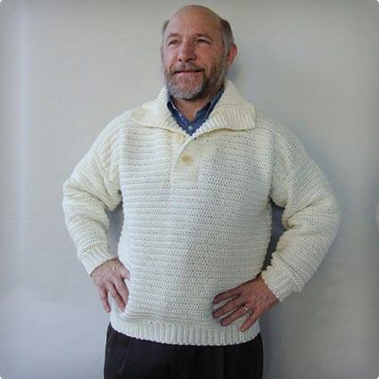 Winter Wool Sweater