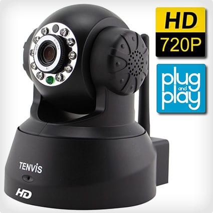 Drahtlose IP / Netzwerk Überwachungskamera