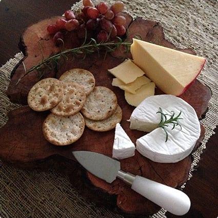 Woodslice Cutting Board