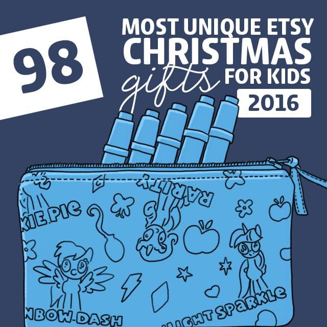 98 Best Etsy Christmas Gifts For Kids Of 2016 Dodo Burd