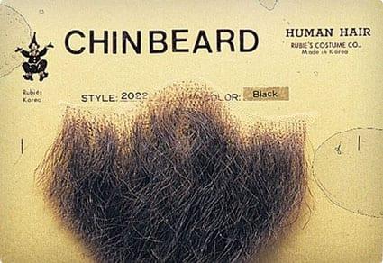 Chin Beard Goatee