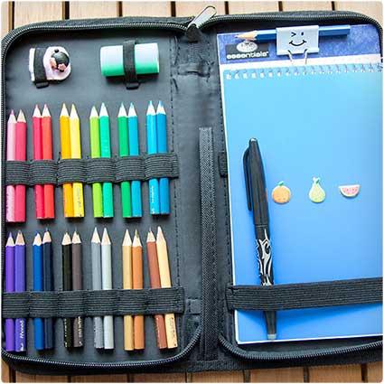 Customized Art Travel Cases