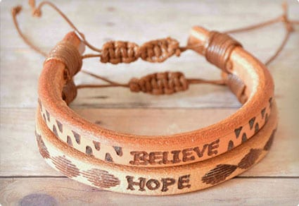 DIY Leather Bracelets for Men
