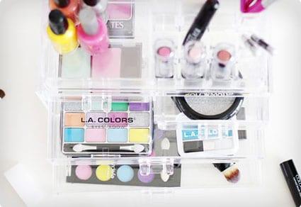DIY Pretend Make Up Kit