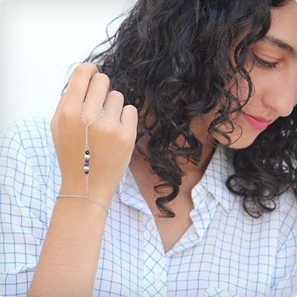 DIY Slave Bracelet