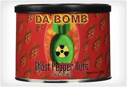 Ghost Pepper Nuts