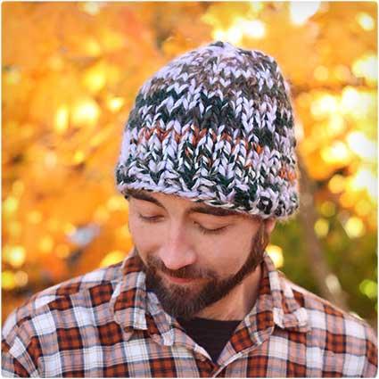 Triple Knit Hat