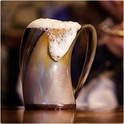 Viking Horn Mug