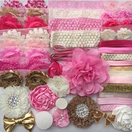 Baby Headbands and Hair Clips