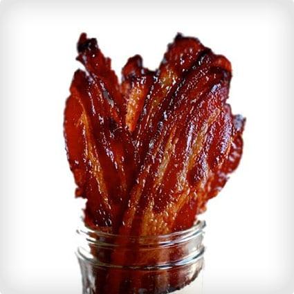 Brown Sugar Bacon Jerky