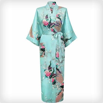 EPYA Women's Kimono Robe