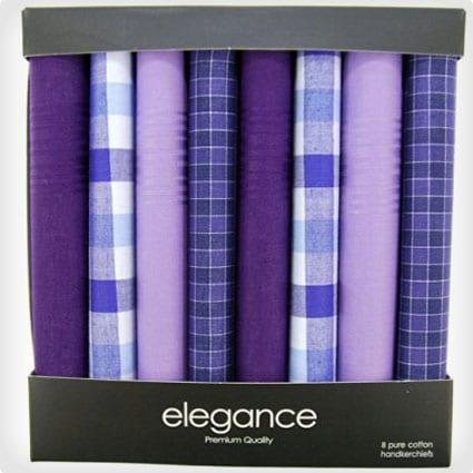 Handkerchiefs Gift Box Set