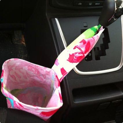 In Car Trash Bag