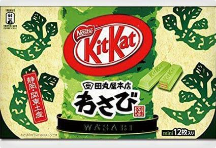 Japanese Wasabi Kit Kat
