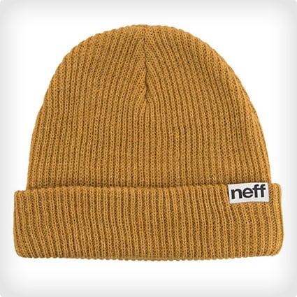 Men's Fold Beanie Hat