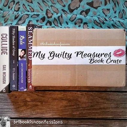 My Guilty Pleasures Book Crate