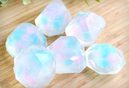 Opal Gem Soap
