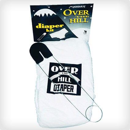 Over the Hill Diaper Kit