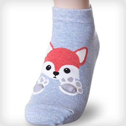 Pet Animal Print Socks