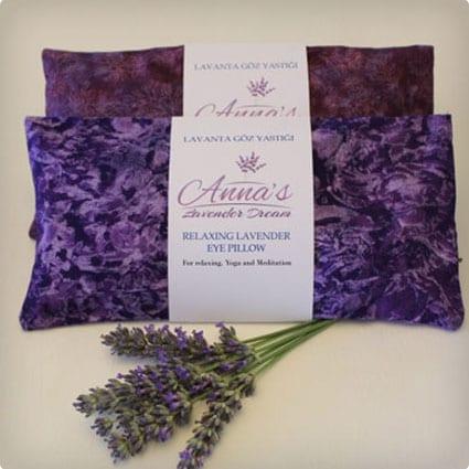 Relaxing Lavendar Eye Pillow