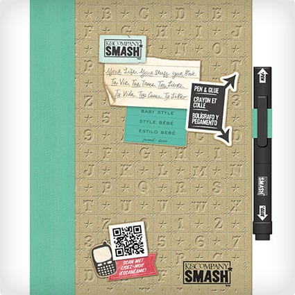 SmashBook Baby Book