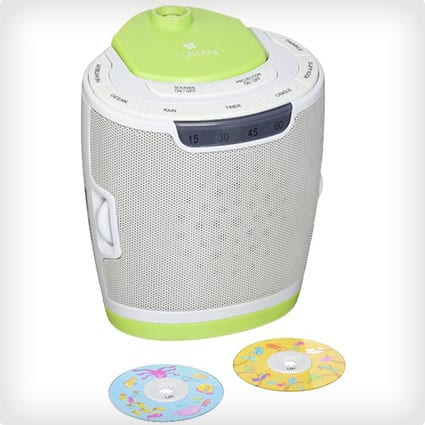 Soundspa Lullaby Sound Machine and Projector