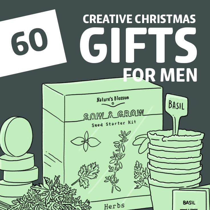 60 Creative Christmas Gifts For Men When You Need A Good Idea