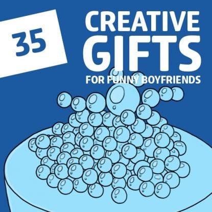 funny boyfriend gift ideas