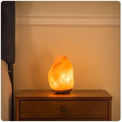 Himalayan Carved Salt Lamp