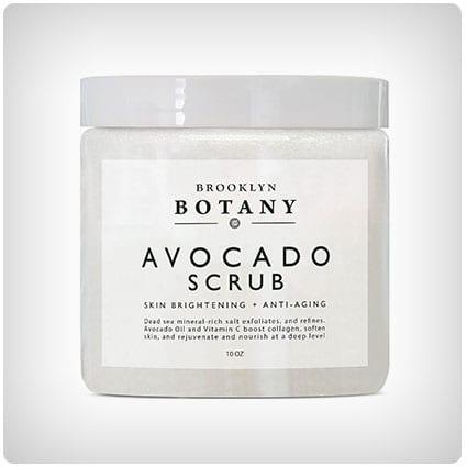 Avocado Body Scrub