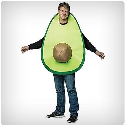 Adult Avocado Costume