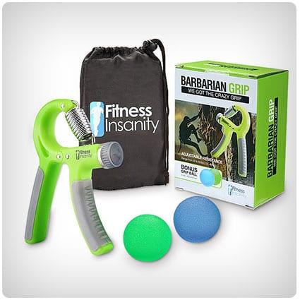 Hand Grip Strength Trainer
