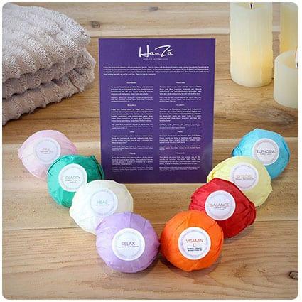 HanZa Bath Bomb Kit