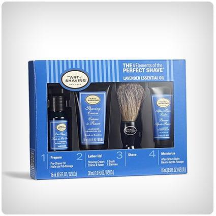 The Art of Shaving Starter Kit, Lavender