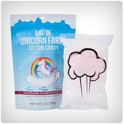 Bag of Unicorn Farts (Cotton Candy)