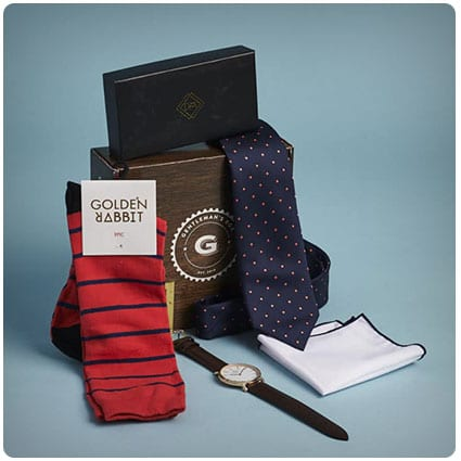 Gentlemen In You Curated Box