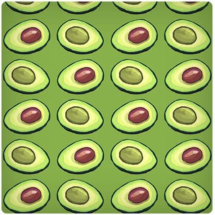 Avocado Fabric