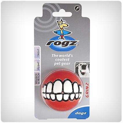 Rogz Fun Dog Treat Ball