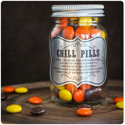 Chill Pills Gag Gift