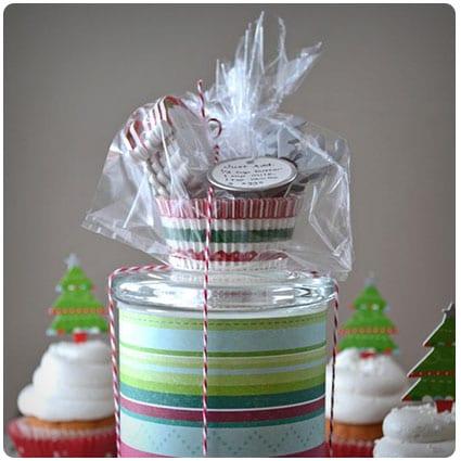 Very Merry Cupcakes