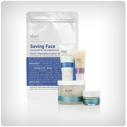 skyn ICELAND Saving Face Kit