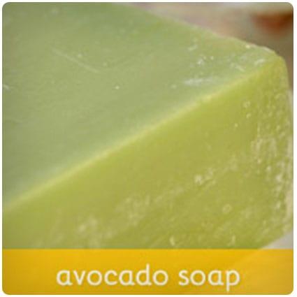 Avocado Soap Recipe