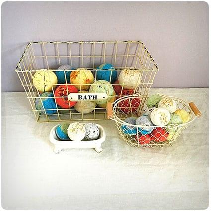 Bath Bombs Spa Gift Box