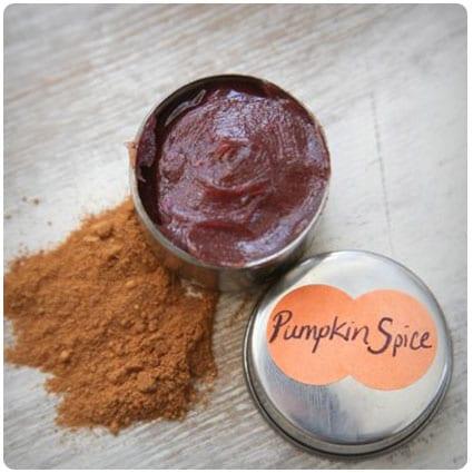 Diy Pumpkin Spice Homemade Lip Gloss