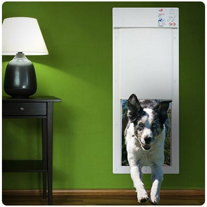 High Tech Pet Power Pet Electronic Pet Door