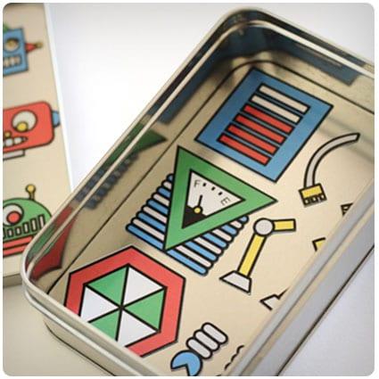 Design-a-robot Tin