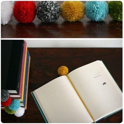 Yarn Ball Bookmark